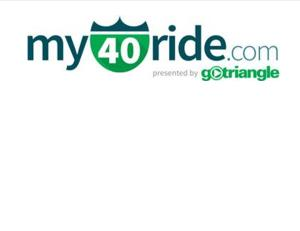my 40 ride