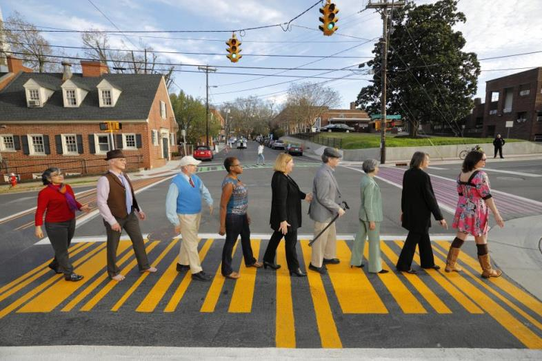 Abbey Road Town Council 2017
