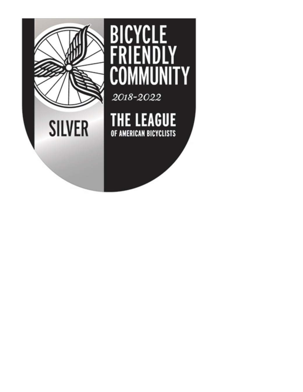 Bike Friendly Silver logo
