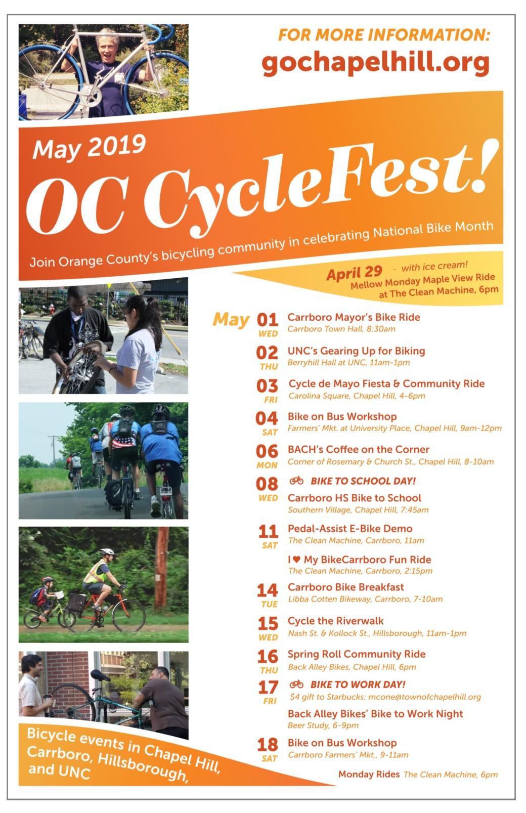 OC Fest Poster