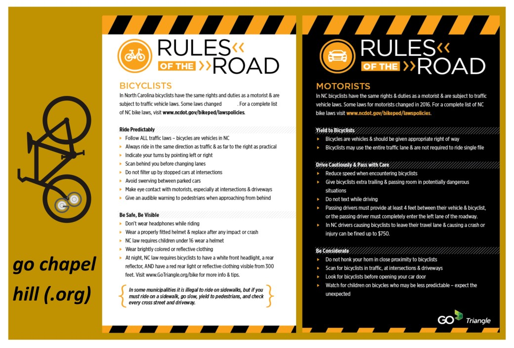 Rules of the Road Poster
