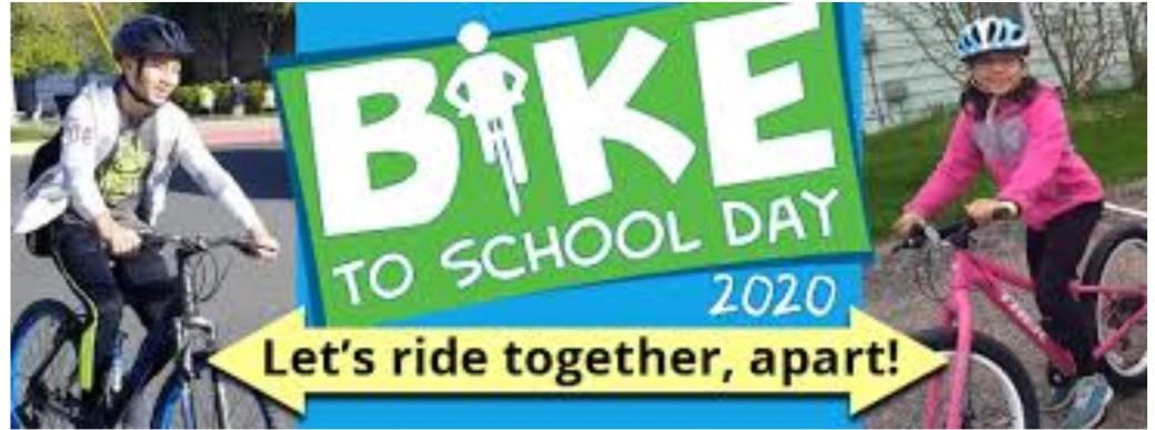 Bike To School Day 2020